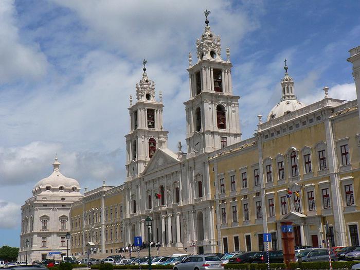 マフラ修道院(ブラジル)