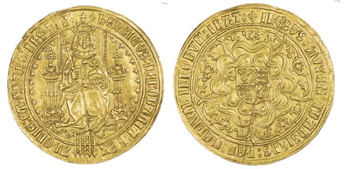 ソブリン金貨(ヘンリー7世)