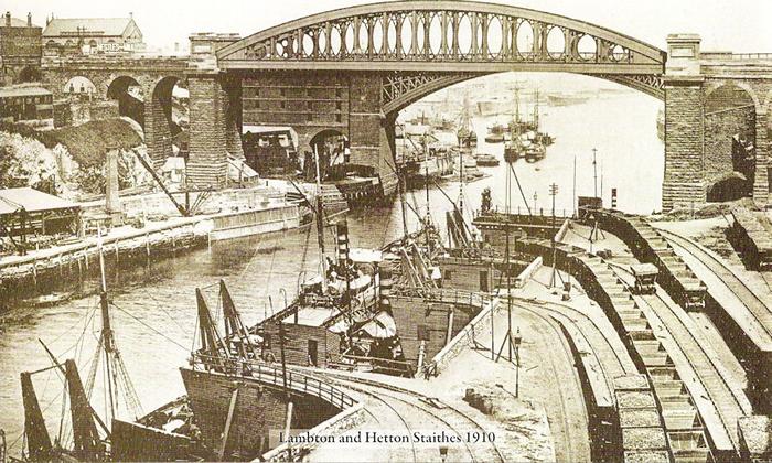 ウィアマス橋の写真
