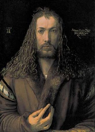 アルブレヒト・デューラーの自画像