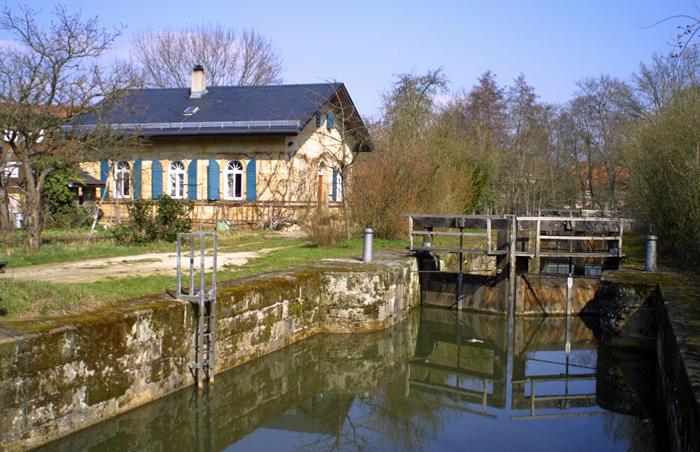 ルートヴィヒ運河の写真