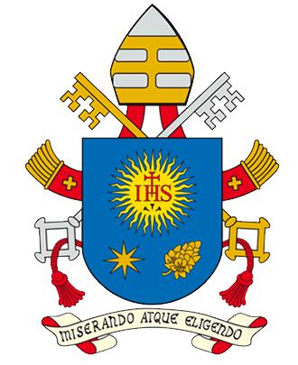 第266代教皇フランシスコの紋章