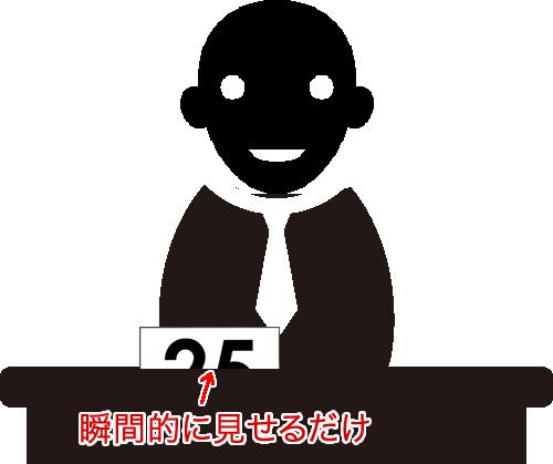 パドルの上げ方-2(プロ編)