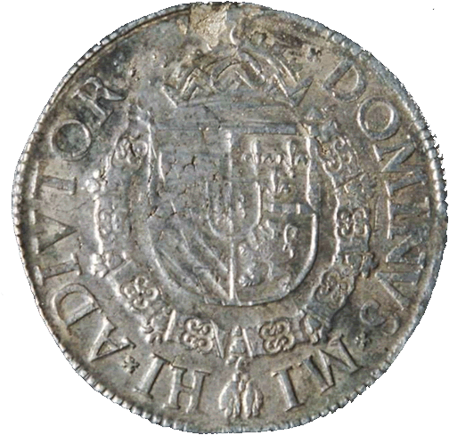 ロッテルダム美術館のダールデル銀貨