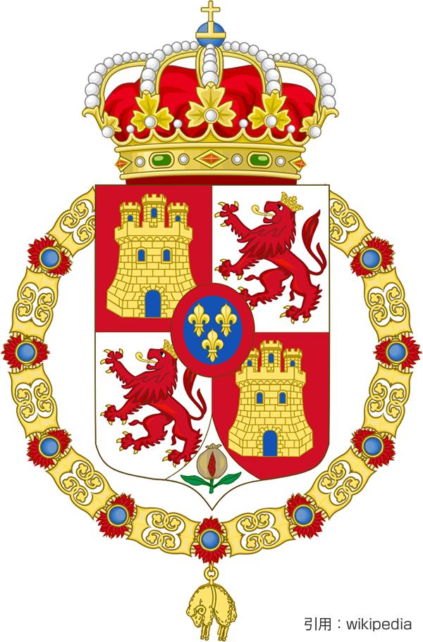金羊毛騎士団の勲章版
