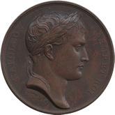 フランス ナポレオン1世 銅メダル イストリア征服記念[UNC]