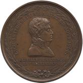 フランス ナポレオン1世 銅メダル ドゼー将軍追悼記念[AU/UNC]
