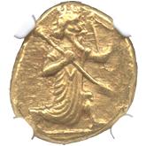 アケメネス朝ペルシア ダリク金貨