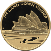 オーストラリア 200ドル金貨 オペラハウス[PF FDC]