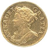 イギリス アン  1ギニー金貨[EF]