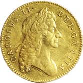 イギリス チャールズ2世 金貨
