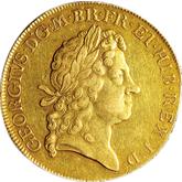 イギリス ジョージ1世  金貨