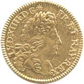 フランス ルイ14世 1ルイドール金貨[EF]