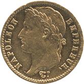 フランス ナポレオン1世 20フラン金貨[-EF]