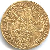 ドイツ 3ダカット金貨 宗教改革100年記念[EF]