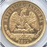 メキシコ 20ペソ金貨[AU/UNC]