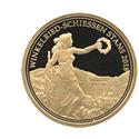 スイス射撃祭 500フラン金貨