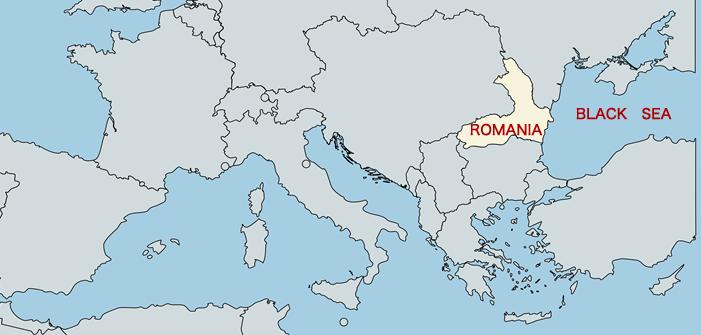 1914年のルーマニア領土