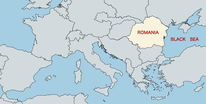 第一次世界大戦後のルーマニア領土