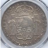 イギリス バンクオブイングランド ジョージ3世  1ドル銀貨[VF+/EF]【裏面】