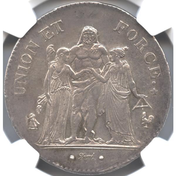 ナポレオン・ボナパルト(ナポレオン1世)とアンティークコイン