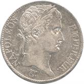 フランス ナポレオン1世 5フラン銀貨[EF]