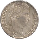 フランス ナポレオン1世 5フラン銀貨[AU/UNC]