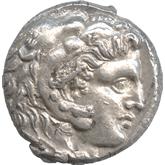 古代ギリシャ  カルタゴ テトラドラクマ銀貨[EF]