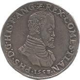 スペイン ネーデルラント オーファーアイセル ダールデル銀貨[UNC]
