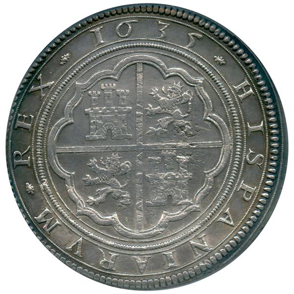 50レアル銀貨のデザイン【裏面】
