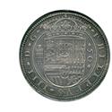 フィリップ4世の50レアル銀貨