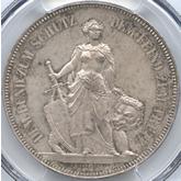 スイス ベルン 射撃祭記念 5フラン銀貨[FDC]
